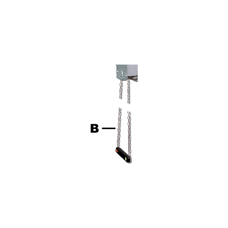 Option B - Dispositif de blocage