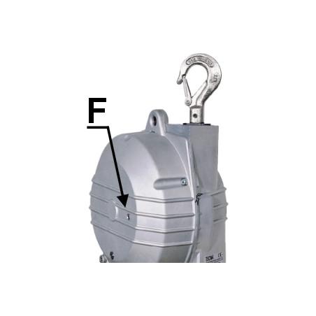 F option - Brake device
