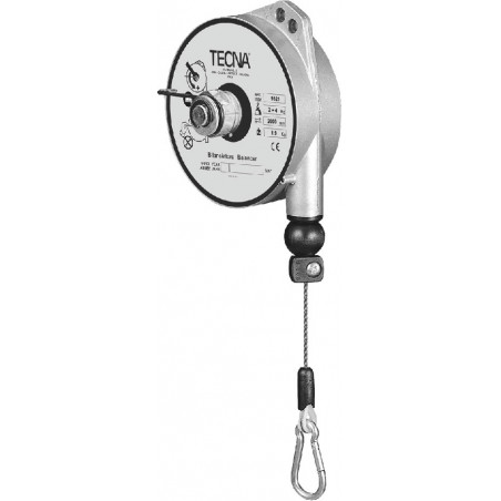 Tool rope balancer ATEX 9321AX