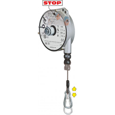 Tool rope balancer ATEX 9346AX
